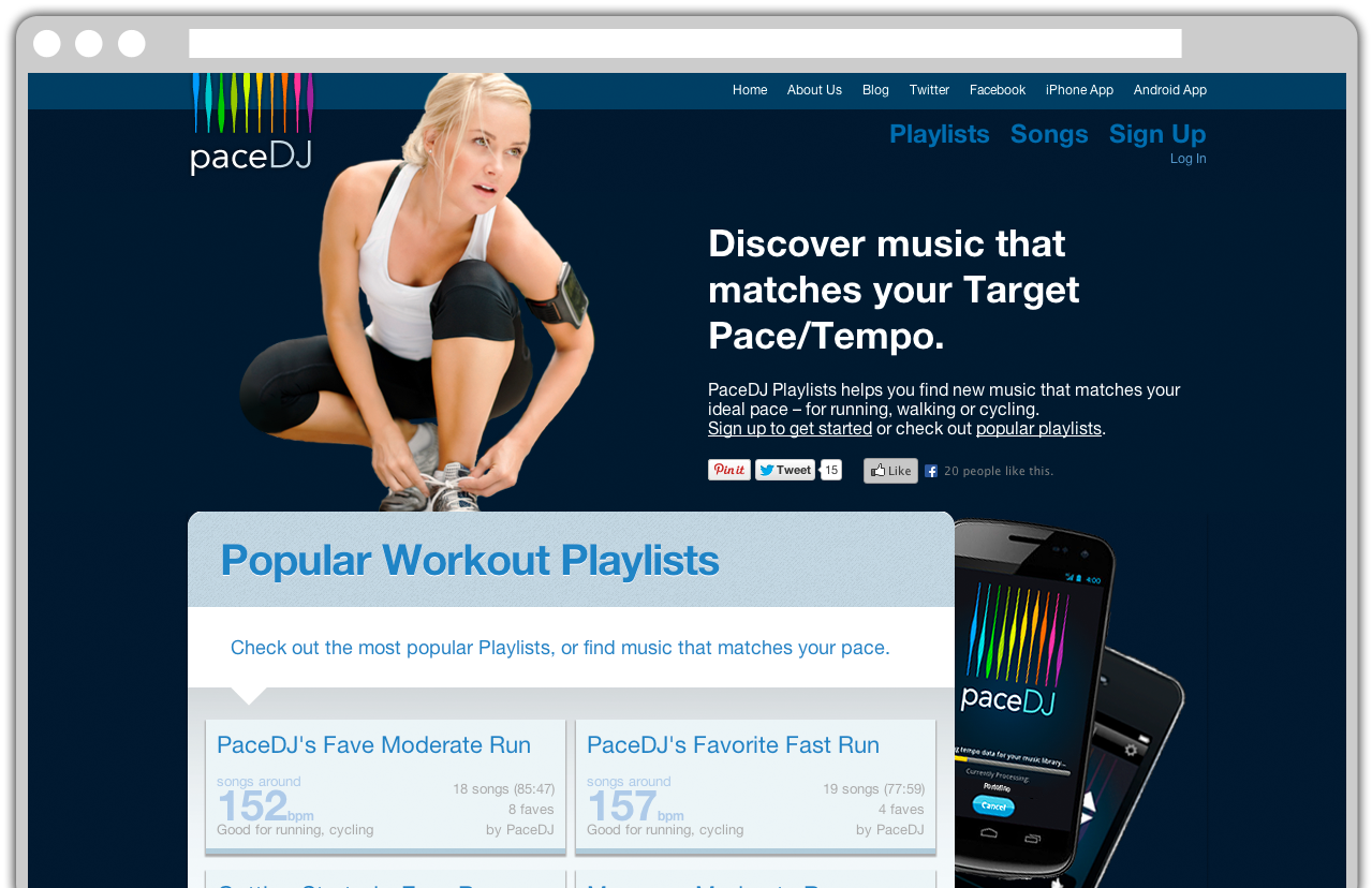 The Best Workout Songs | Pacing Technologies | Pacing
